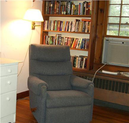 Eastham Cape Cod vacation rental - Reading corner (1st floor)