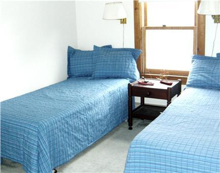 Eastham Cape Cod vacation rental - 2nd floor bedroom (2 singles)