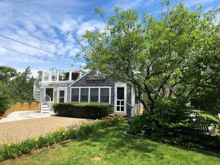 Eastham Cape Cod vacation rental - Entrance