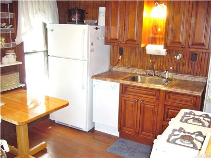 Falmouth Heights Cape Cod vacation rental - Kitchen with amenities