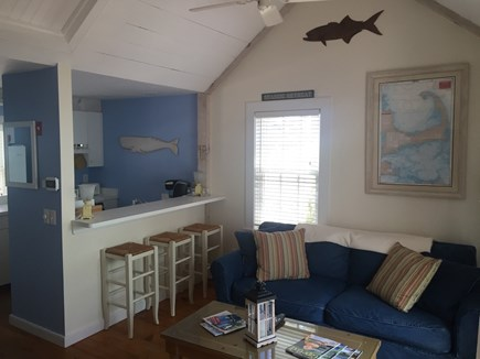 New Seabury New Seabury vacation rental - Bright Open-living space with Queen sleeper.