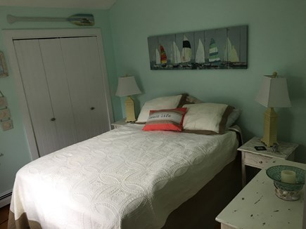 New Seabury New Seabury vacation rental - 1st floor Queen Master with 2 windows for air flow.