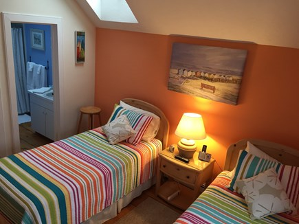 New Seabury New Seabury vacation rental - 2nd floor has 2 twin beds, flat screen tv and Skylight too!