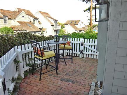New Seabury New Seabury vacation rental - Enjoy front patio for morning coffee!