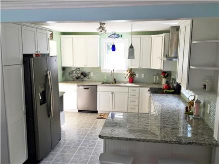 North Eastham Cape Cod vacation rental - Newly remodeled/well stocked kitchen