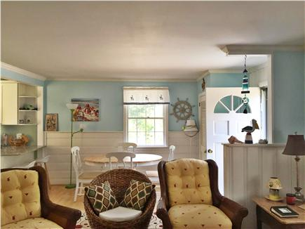 North Eastham Cape Cod vacation rental - New dining table and eating counter