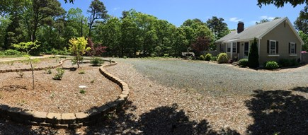 North Eastham Cape Cod vacation rental - Plenty of room in the front yard