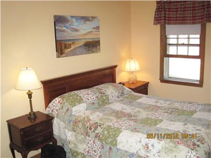 North Eastham Cape Cod vacation rental - Master Bedroom (Queen) and 1/2 bath
