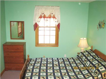 North Eastham Cape Cod vacation rental - Front bedroom (Queen)