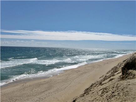 Wellfleet Cape Cod vacation rental - Ocean beach near house