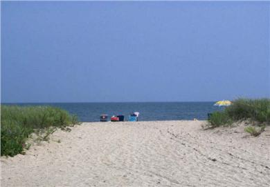 Mashpee, Popponesset Cape Cod vacation rental - Private Sandy Beach just a 2 minute walk away