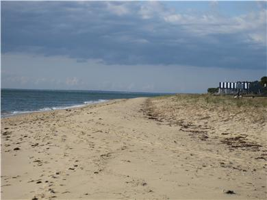 Mashpee, Popponesset Cape Cod vacation rental - View towards Popponesset Inn