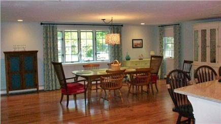 Mashpee, Popponesset Cape Cod vacation rental - Spacious living room