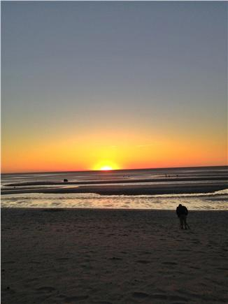 Eastham Cape Cod vacation rental - Near by sunset view