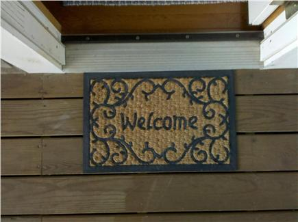 Eastham Cape Cod vacation rental - ''Welcome!''