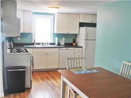 Harwich Port Cape Cod vacation rental - Eat in Kitchen, complete with all new appliances