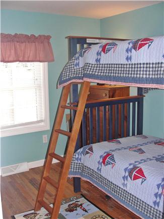 Harwich Port Cape Cod vacation rental - Twin Bunk Beds Bedroom