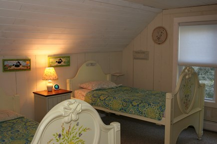 Eastham Cape Cod vacation rental - 2nd Bedroom with Twin Beds