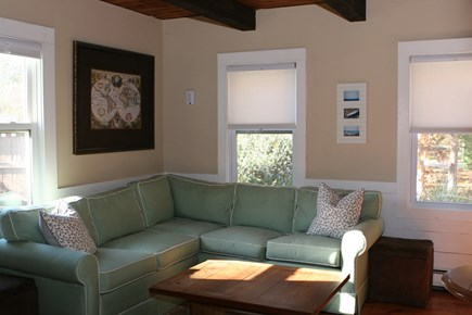 Eastham Cape Cod vacation rental - Living Room with 42 inch Flat Screen TV