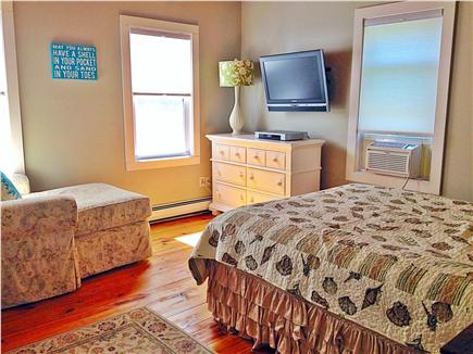 Eastham Cape Cod vacation rental - Master Bedroom with Queen Bed & Chaise