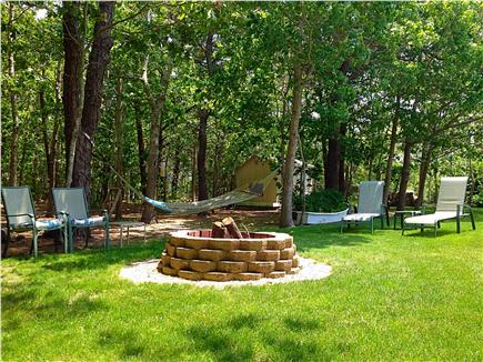 Eastham Cape Cod vacation rental - Fire Pit and BBQ Grill