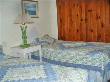Wellfleet Cape Cod vacation rental - Twin Bedroom