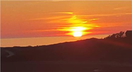 Wellfleet Cape Cod vacation rental - Sunset Spring
