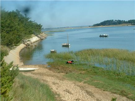 Wellfleet Cape Cod vacation rental - Sandy,private beach kayaks/sailboats available! National Seashore