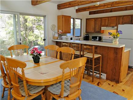 East Orleans Cape Cod vacation rental - Open, bright floor plan