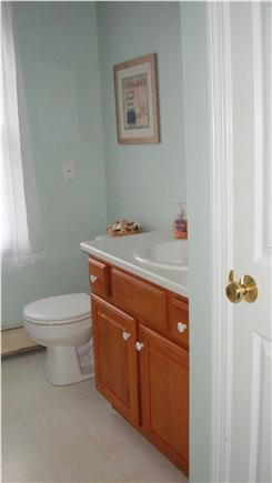 East Falmouth Cape Cod vacation rental - Full bathroom upstairs