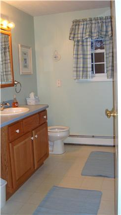 East Falmouth Cape Cod vacation rental - Full bathroom downstairs