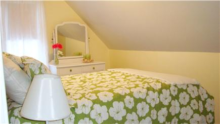 East Falmouth Cape Cod vacation rental - Bedroom 3 - Upstairs Full Size Bed (Window AC Unit)