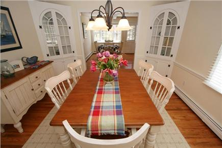 Orleans Cape Cod vacation rental - Dining area off new kitchen