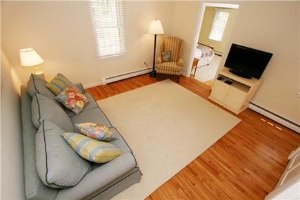 Orleans Cape Cod vacation rental - Den leading to Main Bedroom