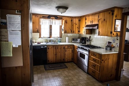 Brewster Cape Cod vacation rental - Kitchen with stainless steel appliances