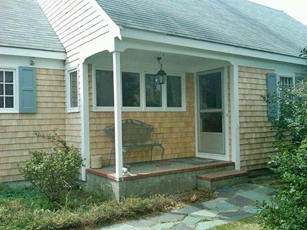 Brewster Cape Cod vacation rental - Close up of front of house