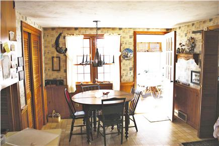 Brewster Cape Cod vacation rental - Eat-in kitchen