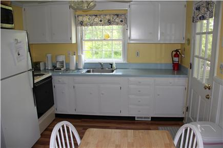 Sagamore Beach Sagamore Beach vacation rental - Eat In Kitchen with access to Screened in Porch