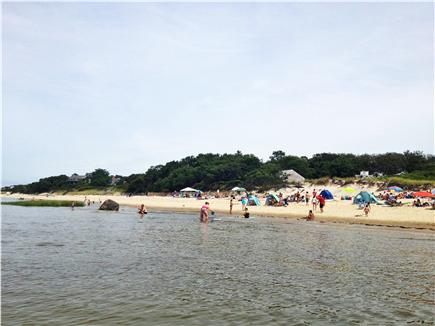 Brewster Cape Cod vacation rental - Family-friendly Breakwater Beach, near the Brewster General Store