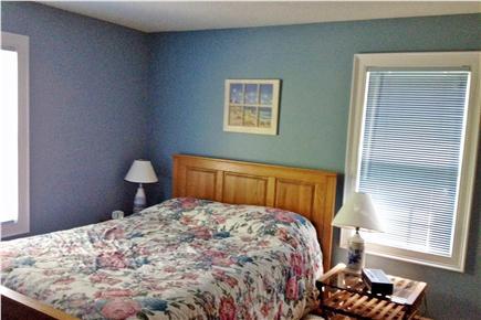 Brewster Cape Cod vacation rental - Master bedroom (queen bed)