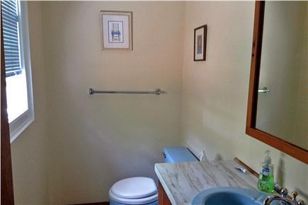 Brewster Cape Cod vacation rental - Master bath (1/2) off of master bedroom