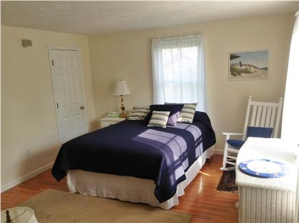 Sandwich Cape Cod vacation rental - Downstairs bedroom 1: Master with queen bed and daybed couch