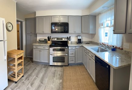Hyannis Cape Cod vacation rental - Newly renovated kitchen