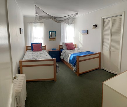 Hyannis Cape Cod vacation rental - Third bedroom with twin beds