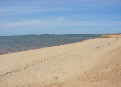 Eastham Cape Cod vacation rental - Beautiful Cooks Brook Beach just 9/10's mile away