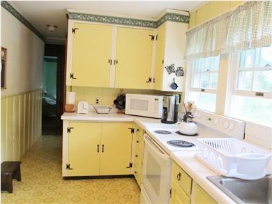 Eastham Cape Cod vacation rental - Our bright, sunny kitchen!