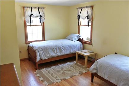 Wellfleet Cape Cod vacation rental - Front Bedroom 1