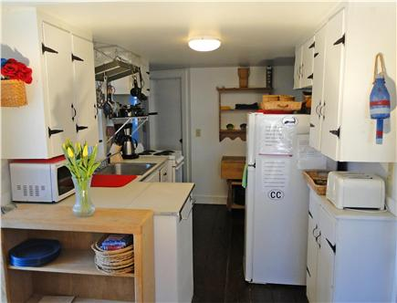 Brewster Cape Cod vacation rental - Cottage kitchen