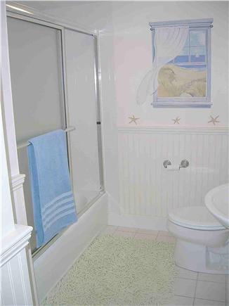 Chatham Cape Cod vacation rental - Master bathroom