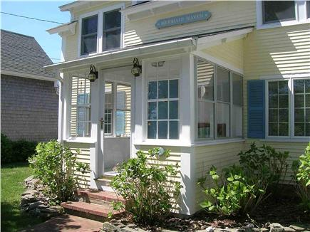 Chatham Cape Cod vacation rental - Front porch facing Shattuck Place